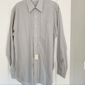NWT Barney's Men's Button Down Shirt